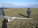 Aerotow launch