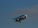 Scale Hawker Tomtit with homebuilt engine